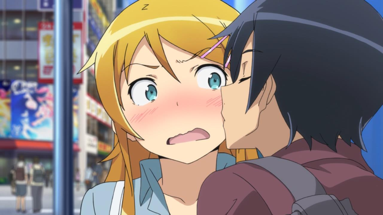 Anime sex in shower